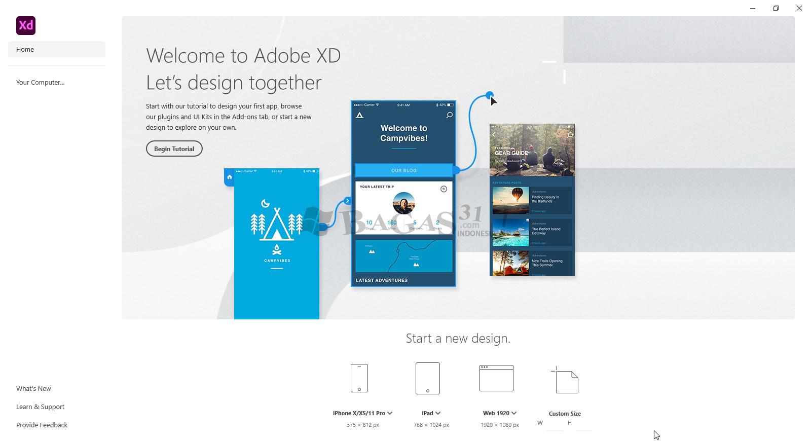 Adobe XD CC 2020 v30