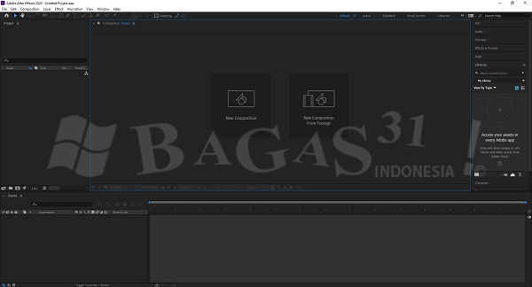 Adobe After Effects 2020 v17.1.1.34 Full Version