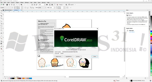 CorelDRAW Graphics Suite 2020 v22.1.0.517 Full Version