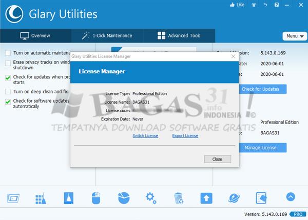 Glary Utilities Pro 5.143.0.169