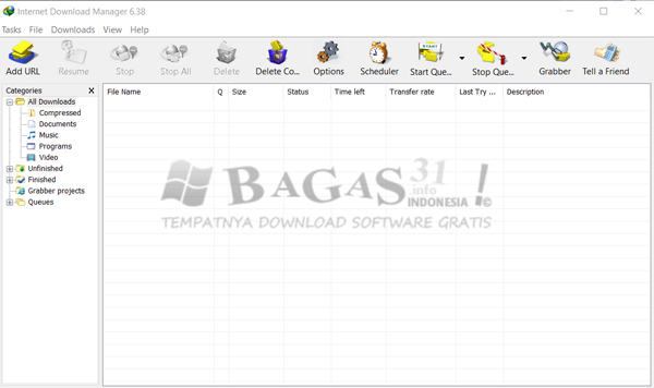 Internet Download Manager 6.38 Build 1 Portable