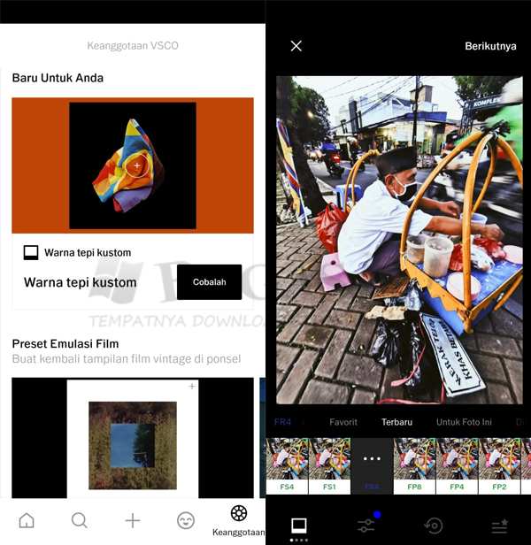 VSCO Full Pack 170 APK