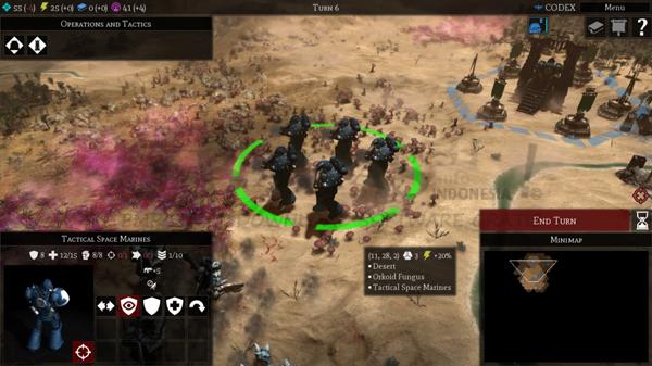 Warhammer 40000 Gladius Relics of War Assault Pack
