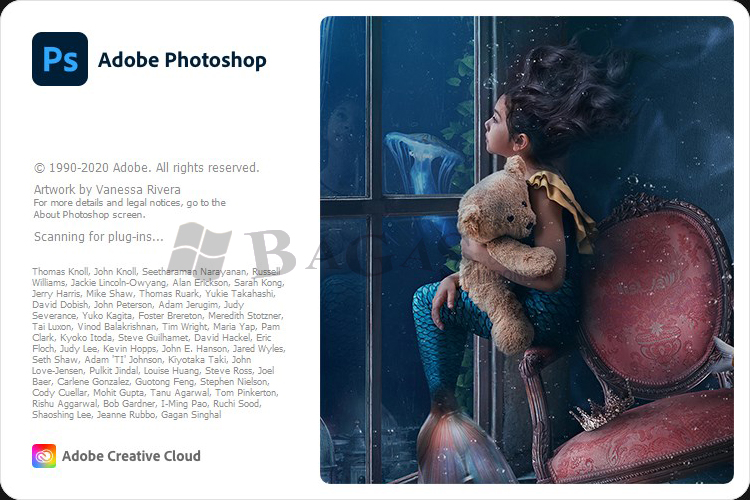 Adobe Photoshop 2020 v21.2.0.225 Full Version Pre-Activated