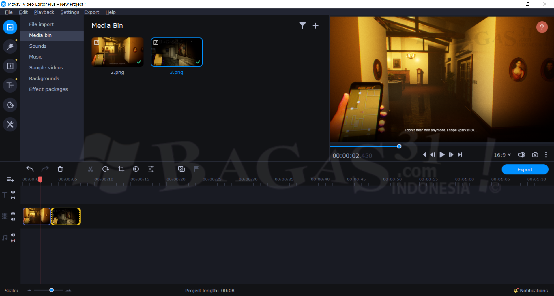 Movavi Video Editor Plus 20.4.0 Full Version