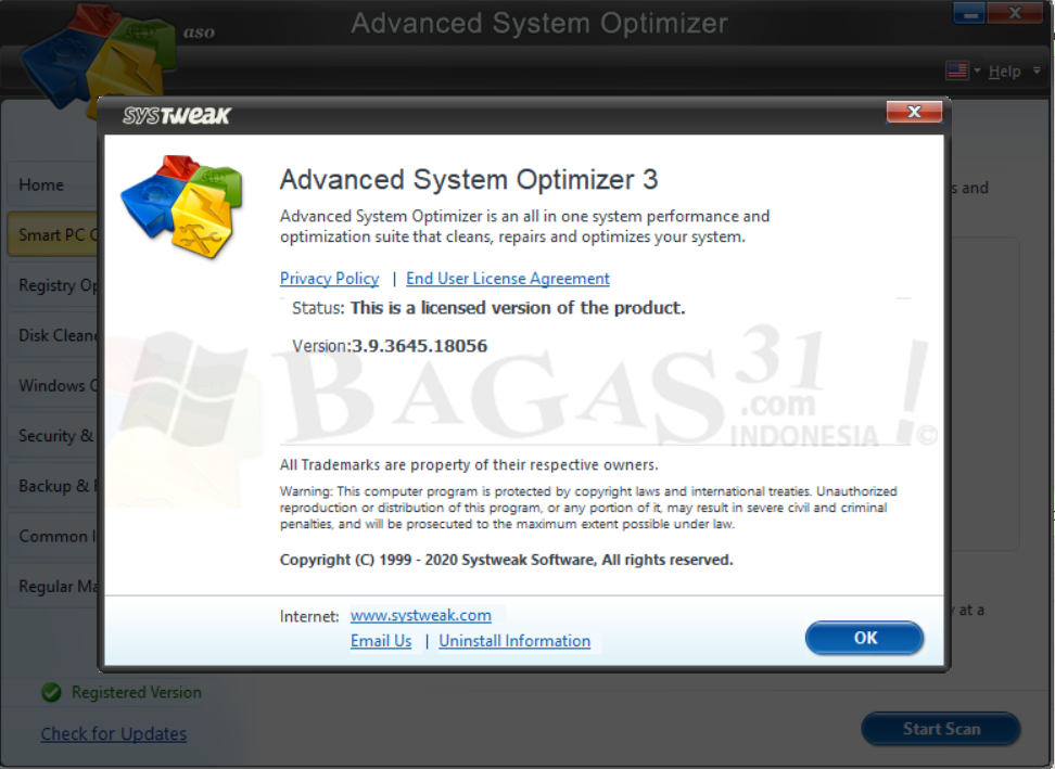 Advanced System Optimizer 3.9 Full Version