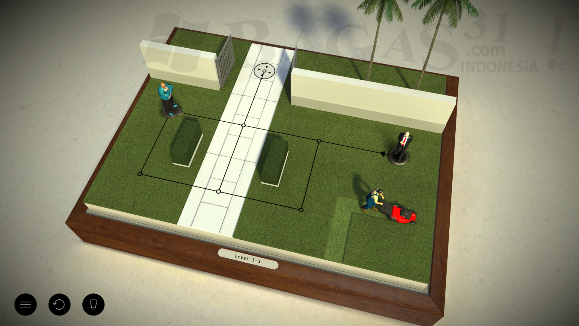 Hitman Go Definitive Edition Full Version
