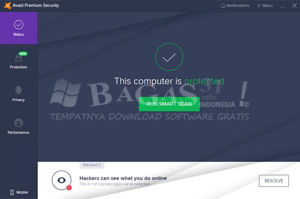 Avast Premium Security 20.5.5410