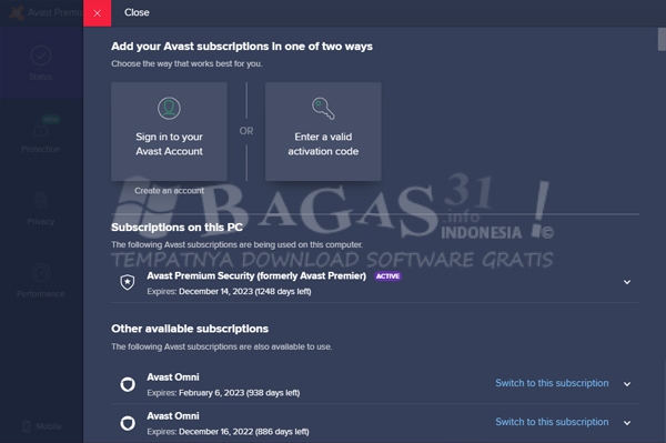 Avast Premium Security 20.5.5410