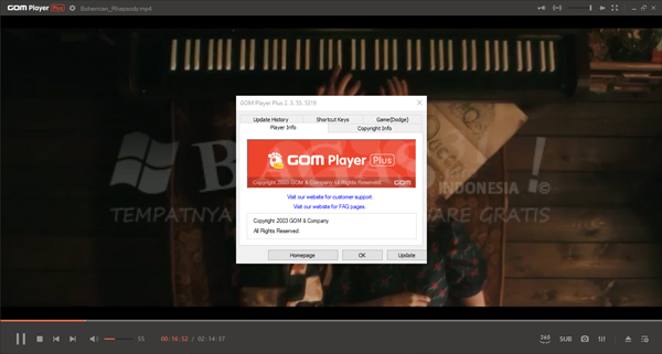 GOM Player Plus 2.3.55.5319