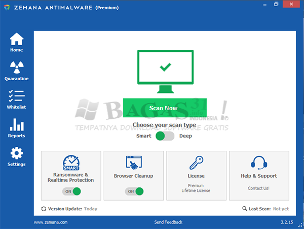 Zemana AntiMalware Premium 3.2.15 Final Full Patch