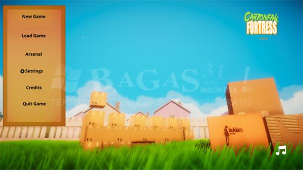 Cartonfall - Fortress