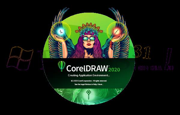 CorelDRAW Graphics Suite 2020 v22.1.1.523 Full Version