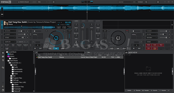 Virtual DJ Pro 2021 Infinity 8.5.6067 Full Version