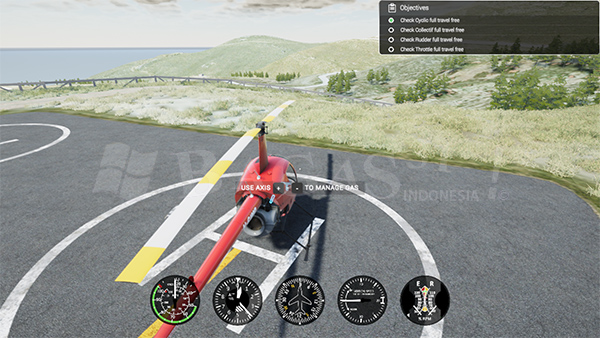 Helicopter Simulator Early Access