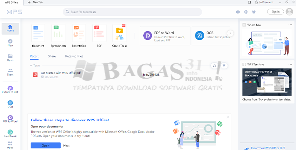 WPS Office 2020 Premium v11.2.0.9629 Full Version 30