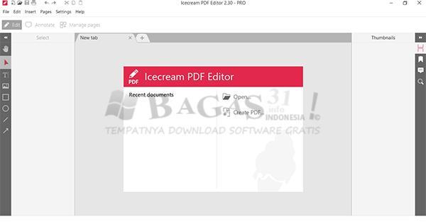 Icecream PDF Editor Pro v2.30 Full Version