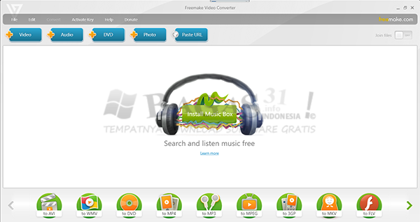 Freemake Video Converter 4.1.11.68 Full Version