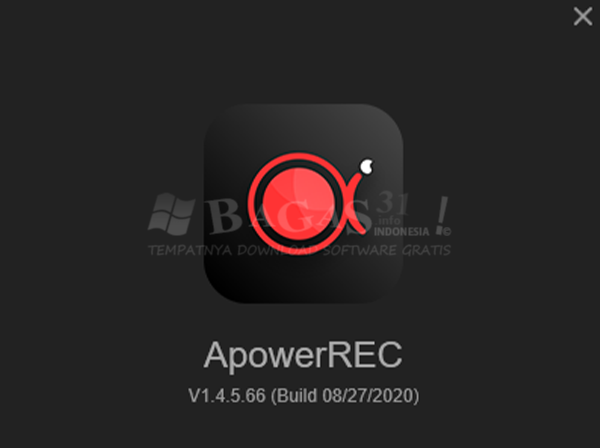 ApowerREC 1.4.5.66 Full Version