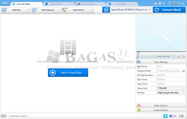 Any Video Converter Ultimate 7.0.4
