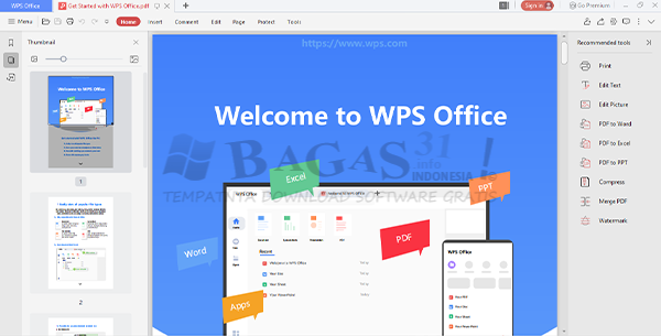 WPS Office 2020 Premium v11.2.0.9629 Full Version