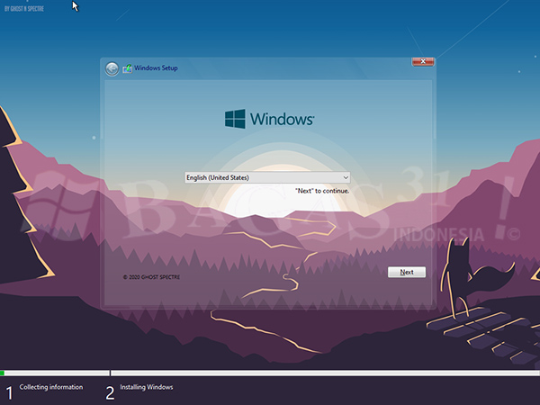 Windows 10 LITE v2004 Build 19041.487 Agustus 2020