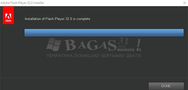 Adobe Flash Player 32.00.433 Final Offline Installer