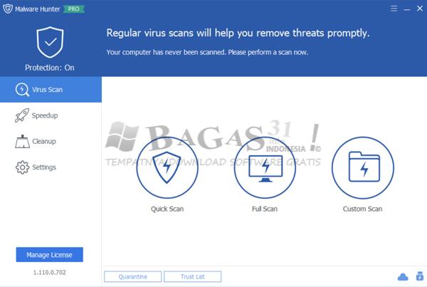 Glarysoft Malware Hunter Pro 1.110.0.702