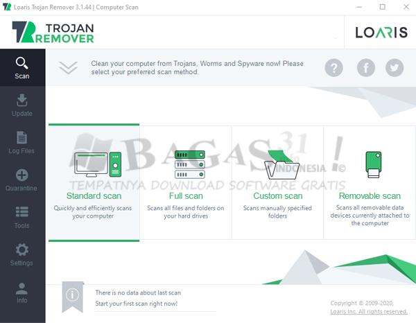 Loaris Trojan Remover 3.1.44