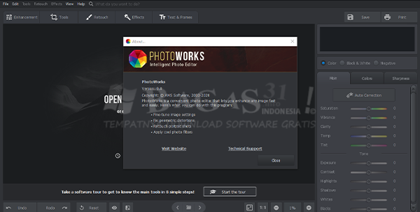 AMS Software PhotoWorks 9.0 Full Version 2