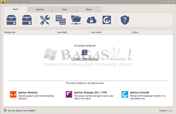 Iperius Backup Full 7.1.1 Full Version