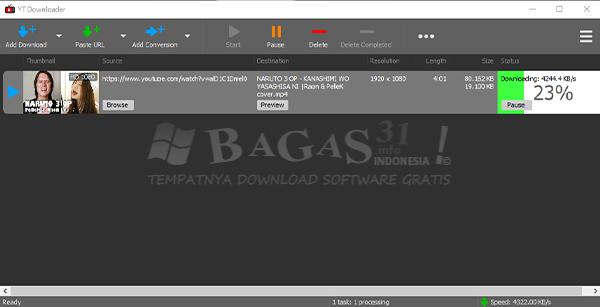 YT Downloader 7.1.6 Full Version