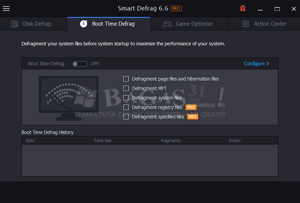 IObit Smart Defrag Pro 6.6.0.69 Full Version