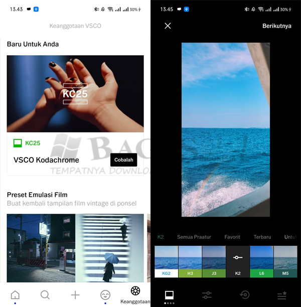 VSCO Full Pack 184 APK