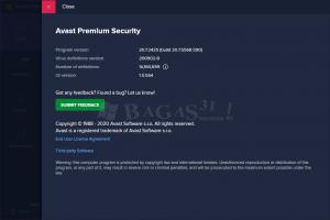 Avast Premium Security 20.7.2425 Full Version 10