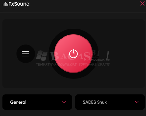 FxSound 2 v1.0.5.0 Full Version