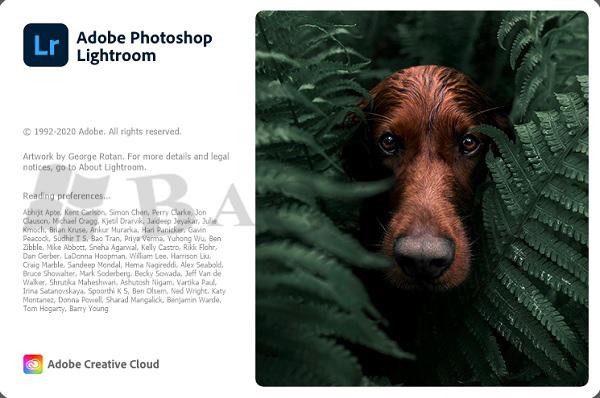 Adobe Photoshop Lightroom 2020