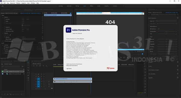 Adobe Premiere Pro 2020 v14.5.0.51 Full Version