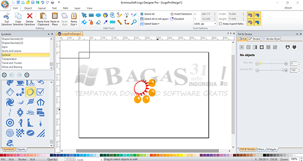 EximiousSoft Logo Designer 3.67 Full Version
