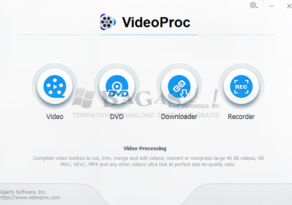VideoProc 3.9 Full Version