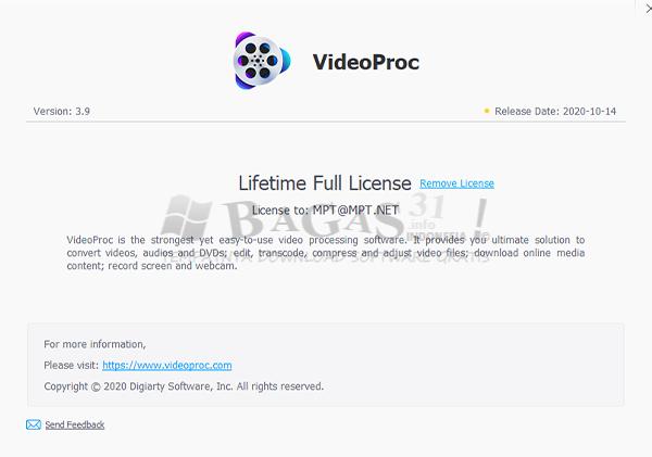 VideoProc 3.9 Full Version 2