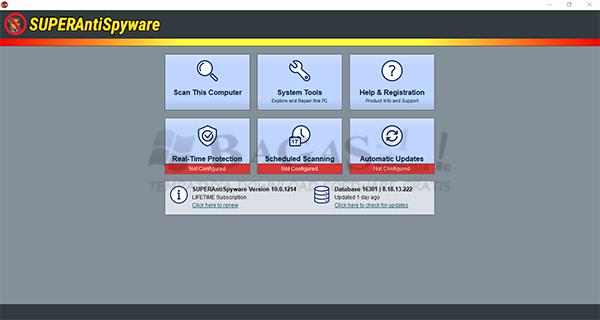 SUPERAntiSpyware Professional 10.0.1214 Full Version
