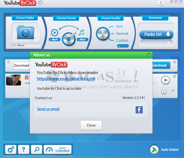 YouTube By Click Premium 2.2.141 Full Version