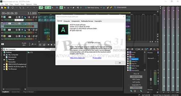 MAGIX ACID Pro Suite 10.0.4.29 Full Version