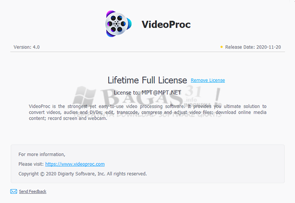 VideoProc 4.0 Full Version