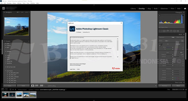 Adobe Photoshop Lightroom Classic 2021 v10.1 Full Version