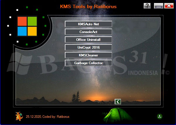 Ratiborus KMS Tools Portable 25.12.2020