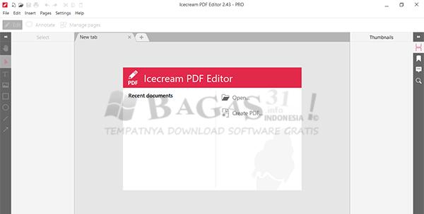 Icecream PDF Editor Pro v2.43 Full Version