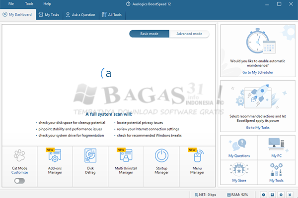 Auslogics BoostSpeed 12.0 Full Version