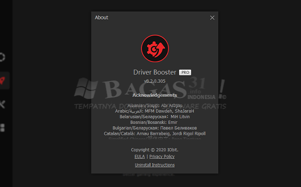 IObit Driver Booster PRO 8.2.0.305 Full Version